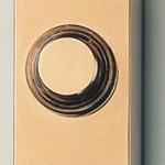 D620 Elite - Messing Messing tryk til falsning i væg Fås også i andet design (D667) Antal pr. kolli: 12 stk EAN: 5004100401502